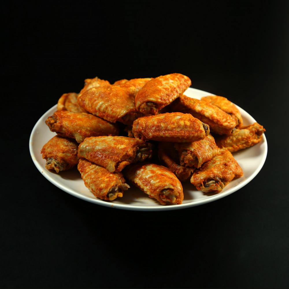 泰國 Chef 韓式香辣水牛城雞中翼 ( 一包約1000g, 約23隻 )