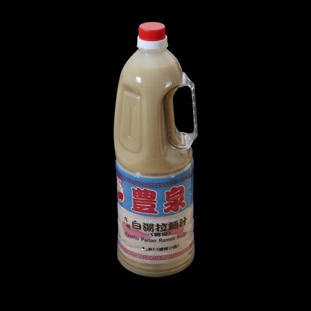 豐泉白湯九州拉麵汁 ( 一支約1.8L )