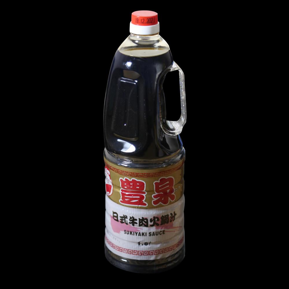 豐泉牛肉火鍋汁 ( 一支約1.8L )