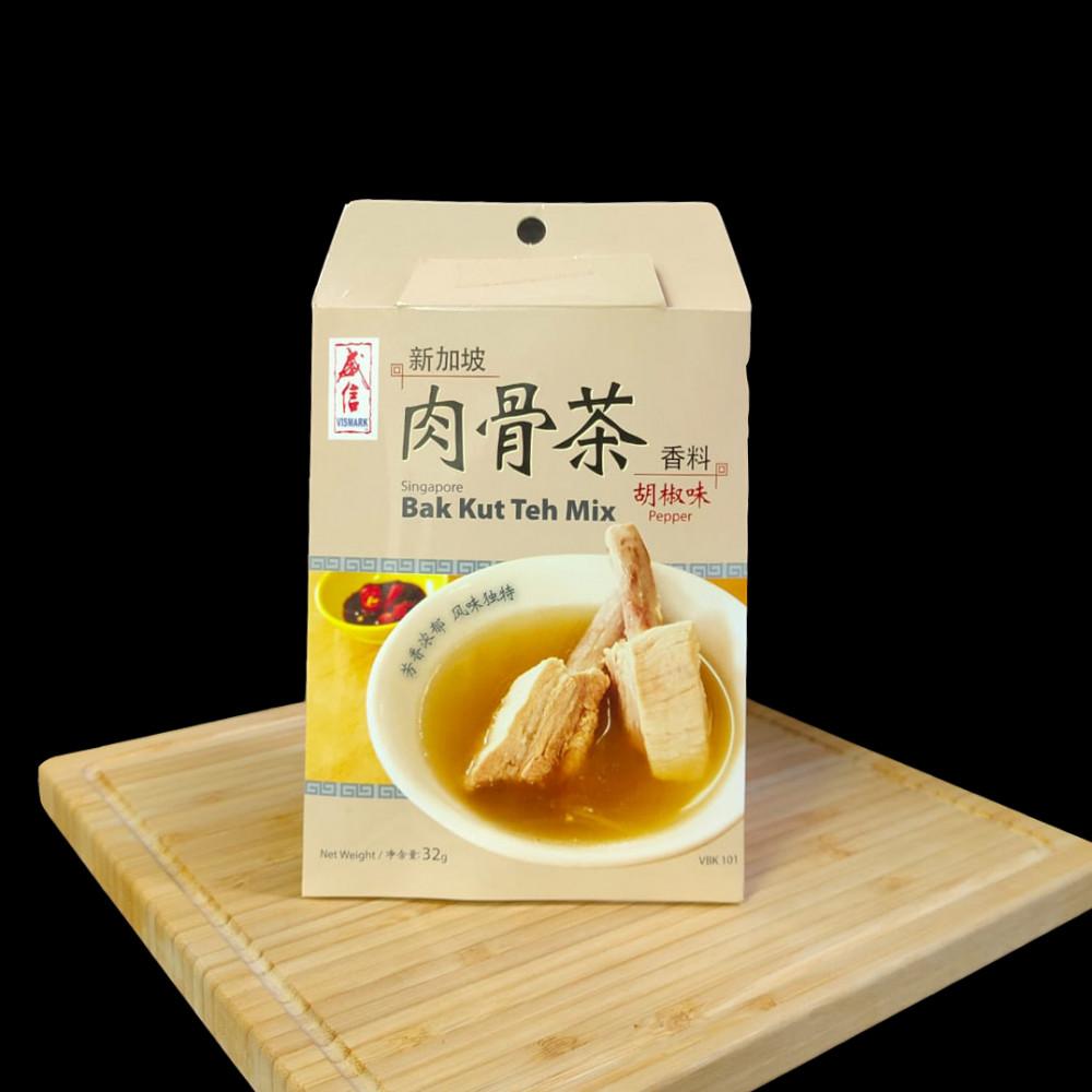 星加坡 肉骨茶香料包-胡椒味 ( 一包約32g )