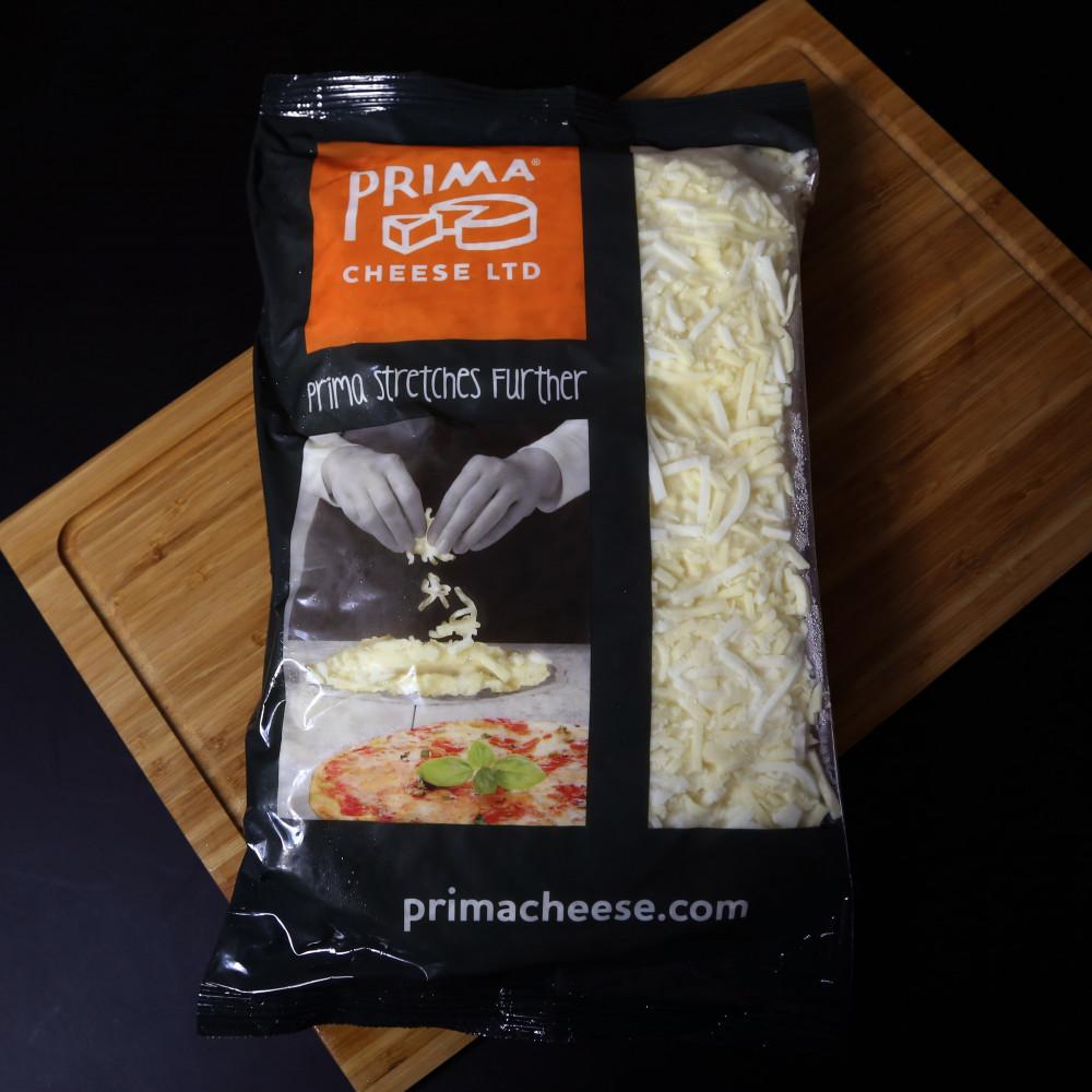英國Prima Cheese Ltd 芝士碎 ( 一包約2000g )
