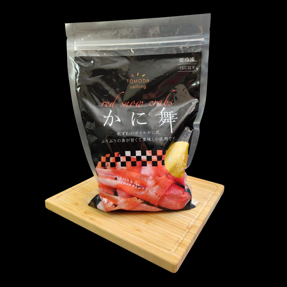 日本 Tomoda 松葉蟹鉗[二本爪] ( 一包約400g, 約28-36隻 )