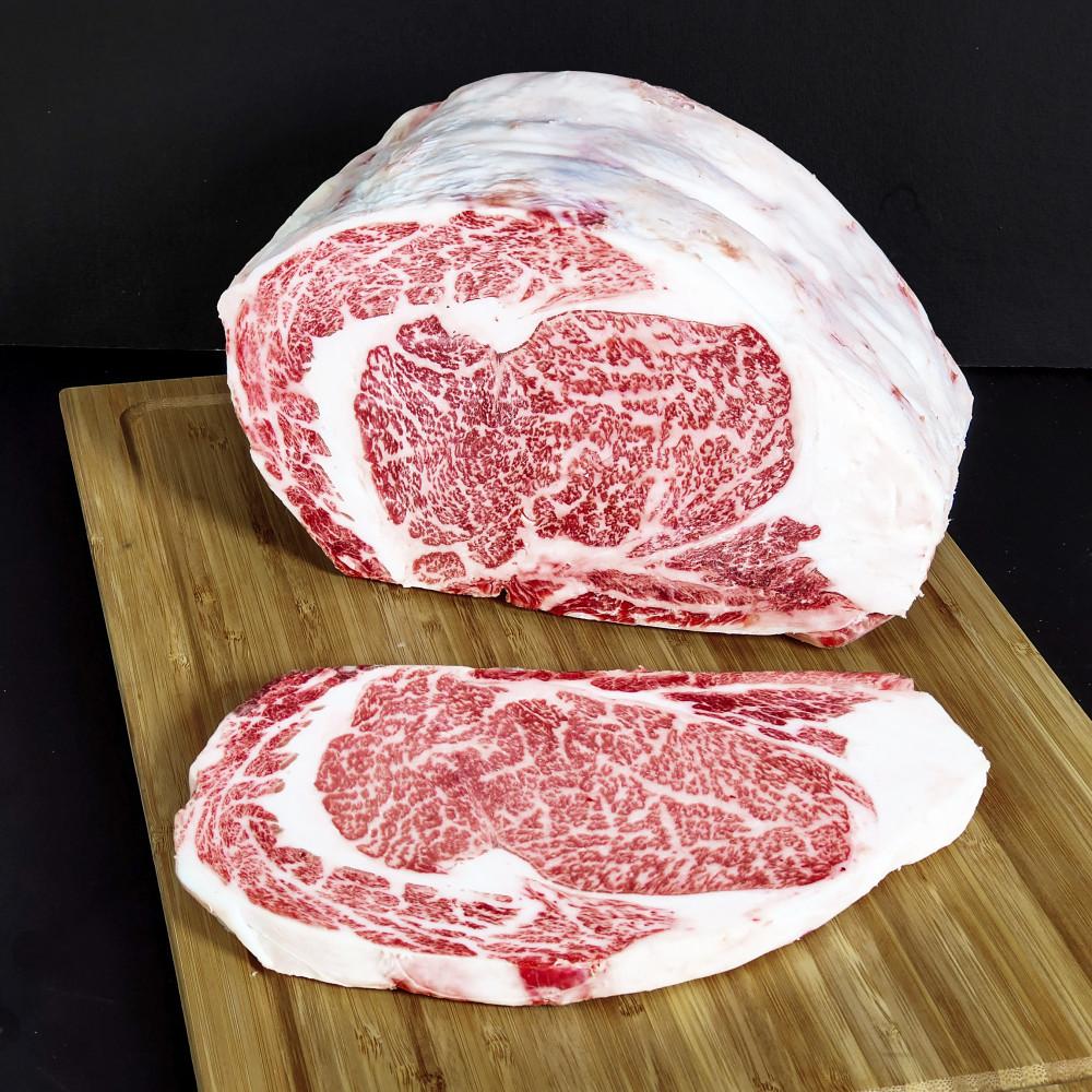 日本 宮崎A4和牛肉眼扒 ( 一塊約300g )