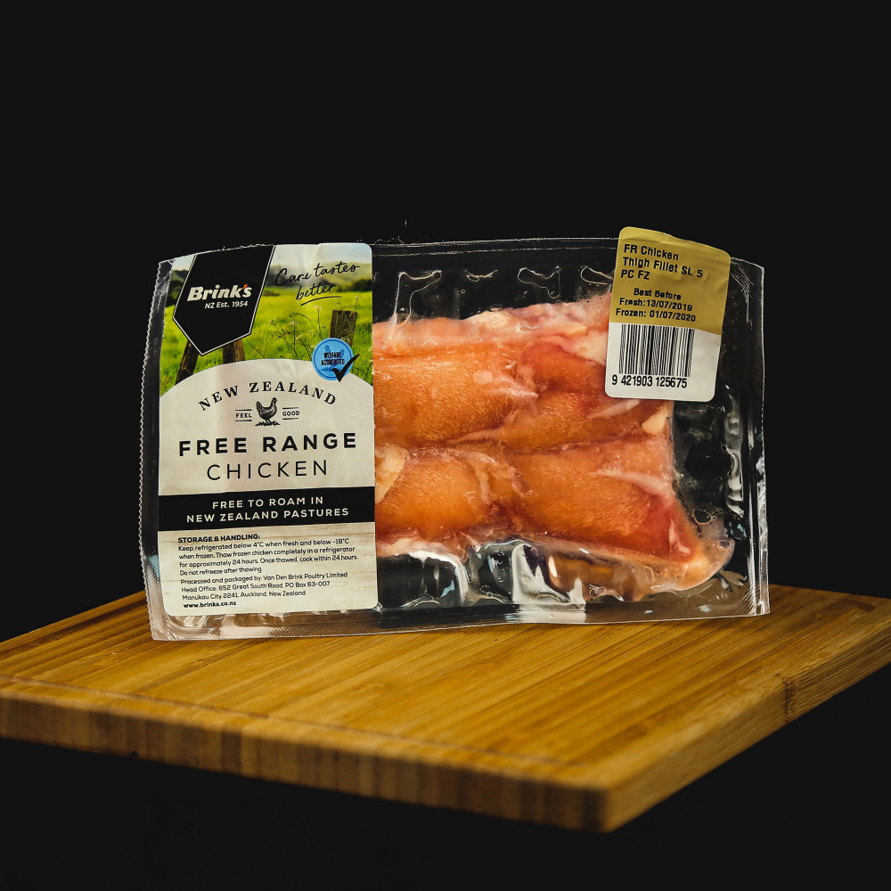 紐西蘭 Brink's 雞上脾 ( 一包約400g )