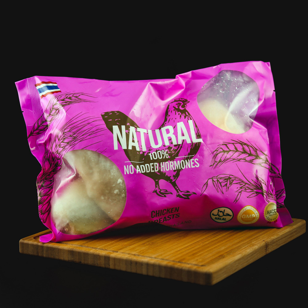 泰國 Natural 無激素 雞胸 ( 一包約1000g )
