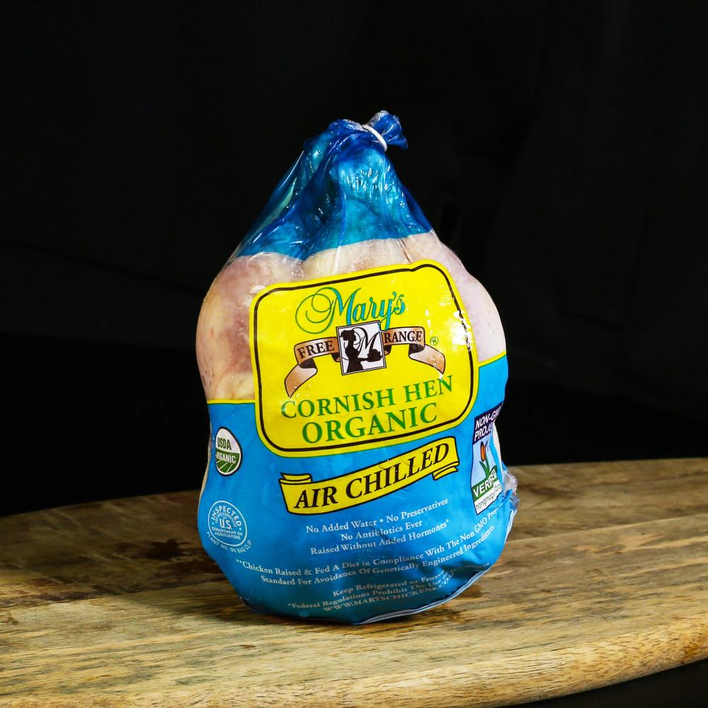 美國 Mary's Chicken 有機春雞 [Organic] ( 每隻約450g )