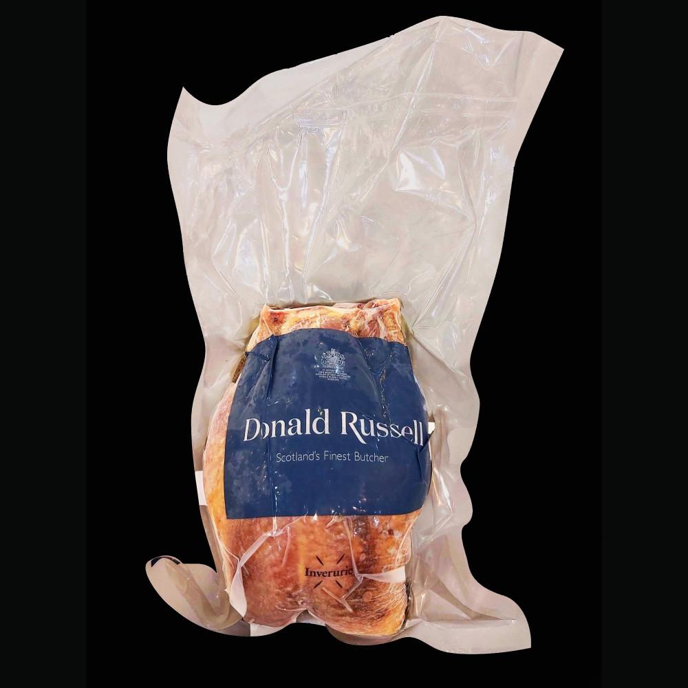 蘇格蘭 Donald Russell 皇室御用野生原隻野雞 ( 一隻約750g )