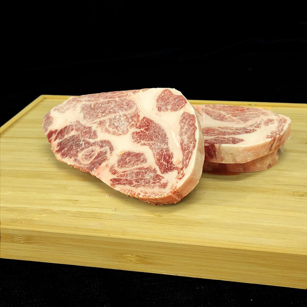 西班牙 Ibericos Pernam 伊比利亞黑毛豬梅肉扒 ( 一塊約 130-150g )