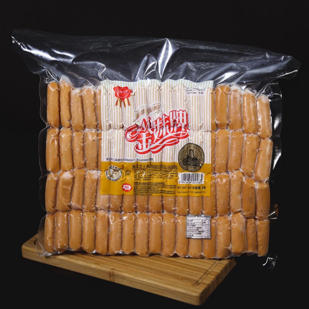 金妹牌芝士腸 ( 一包約900g )